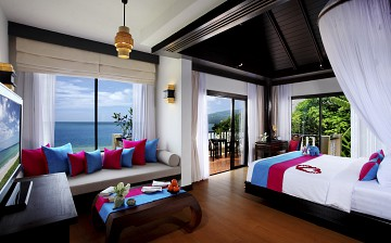 Rooms - Aquamarine Resort & Villas
